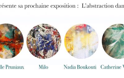 Milo expose – Galerie Libre Est L'Art …